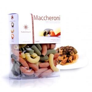 Maccheroni Siciliani ai 3 sapori